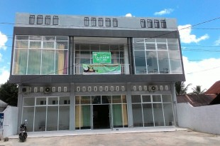 Gedung sekolah al-fath payakumbuh, alamat sekolah alfath payakumbuh, sekolah islam di payakumbuh